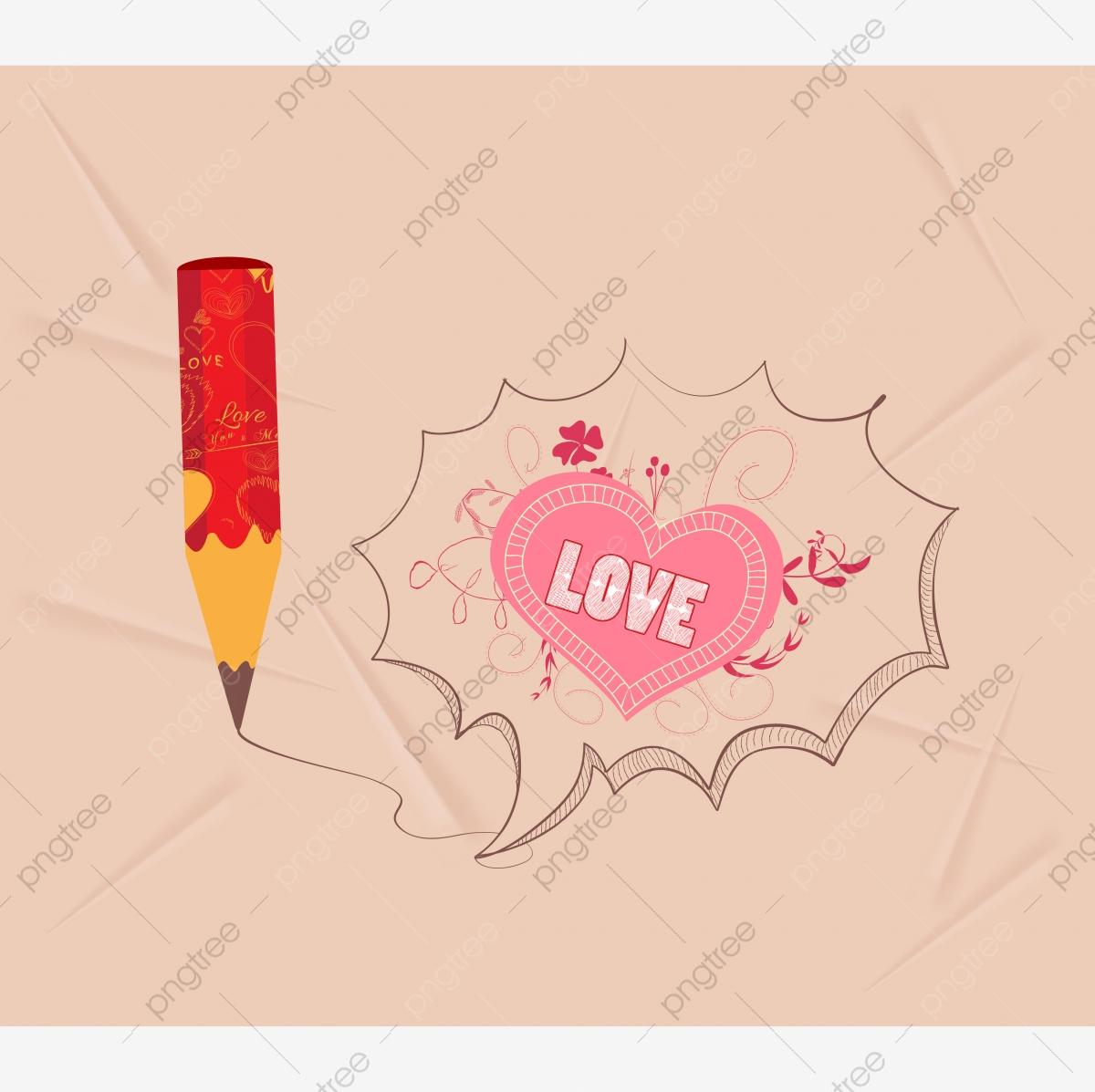 99 Foto Gambar Lukisan Pensil Romantis Gratis