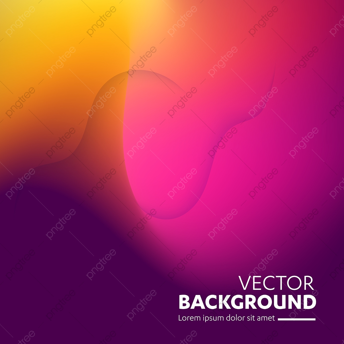 Vector Background Dynamic Colorful Halftone Gradient