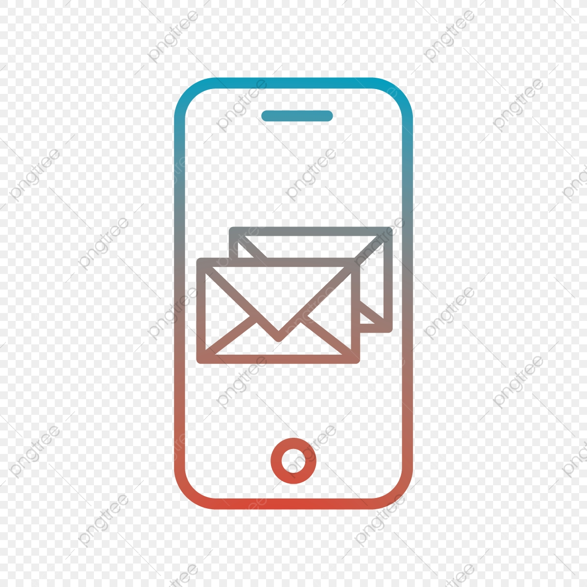 Vector Mobile App Icon, Android, App, Email PNG and Vector