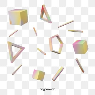 gradient solid geometry, Geometry, Cylinder, Color PNG and PSD