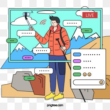 simple line drawing for outdoor travel  hiking  mountaineering  man anchor sports live poster illustration element psd format, Mountaineering, Simple Pen, Simple PNG and PSD