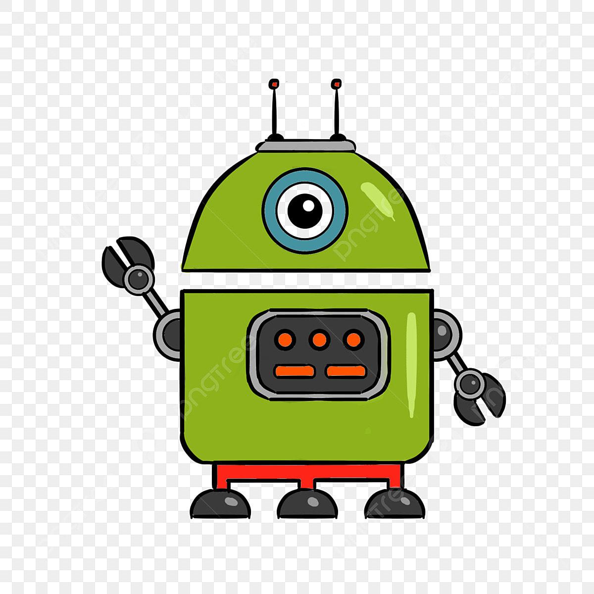 Estrangeiro Tecnologia Robo Inteligencia Artificial Robo De