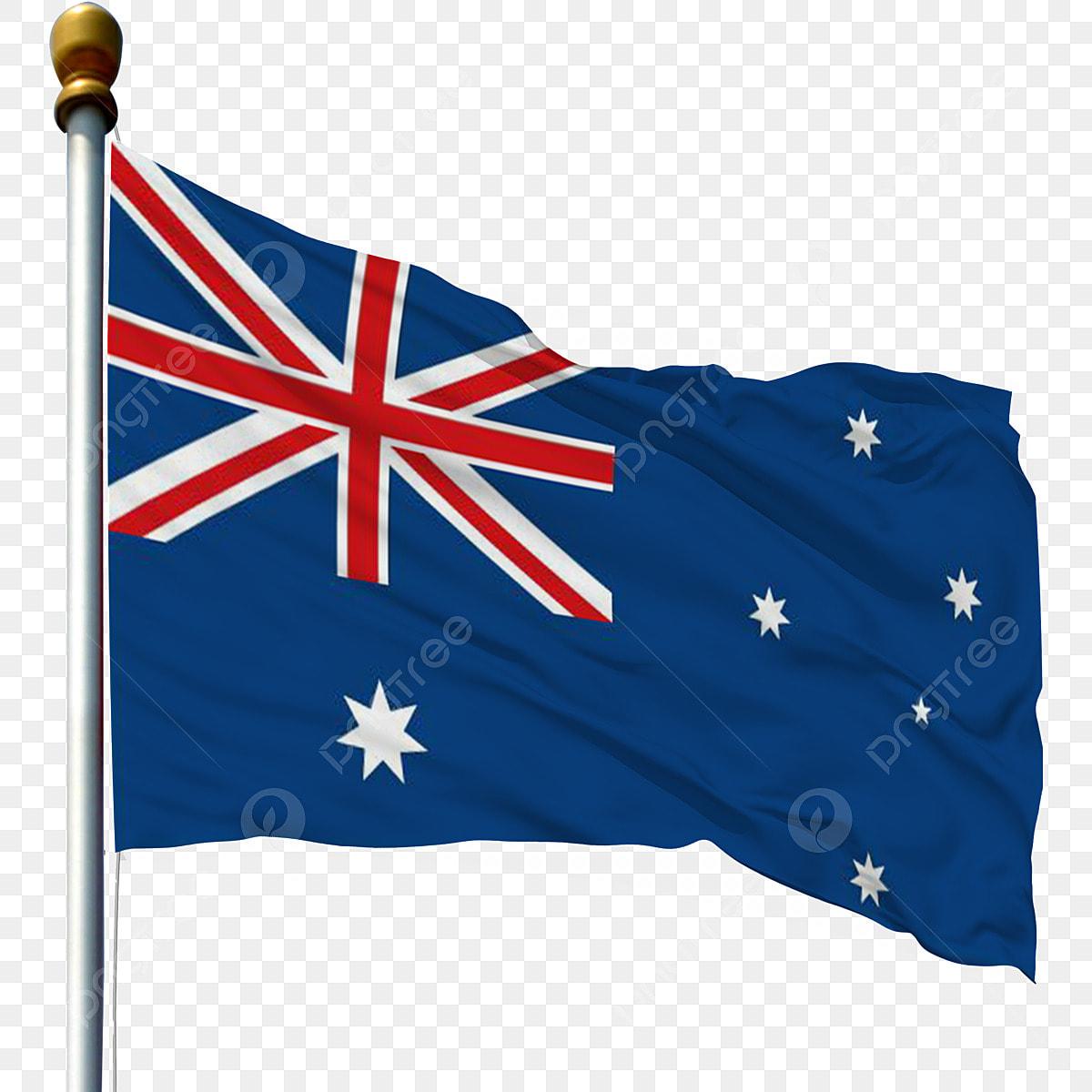 Australia Flag PNG Clip Art - Best WEB Clipart