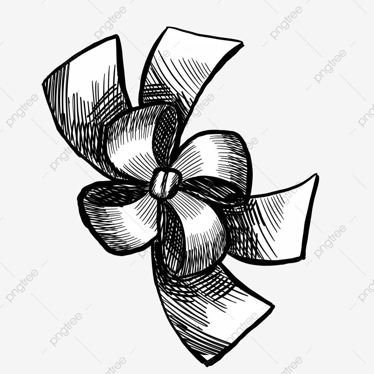 Disegni Geometrici Bianco E Nero bellissimo nodo di fiori stile bianco e nero disegno in
