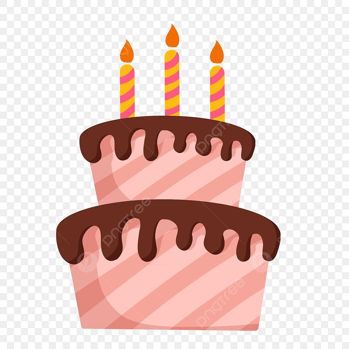kek hari jadi tangan yang ditarik ilustrasi kek lazat