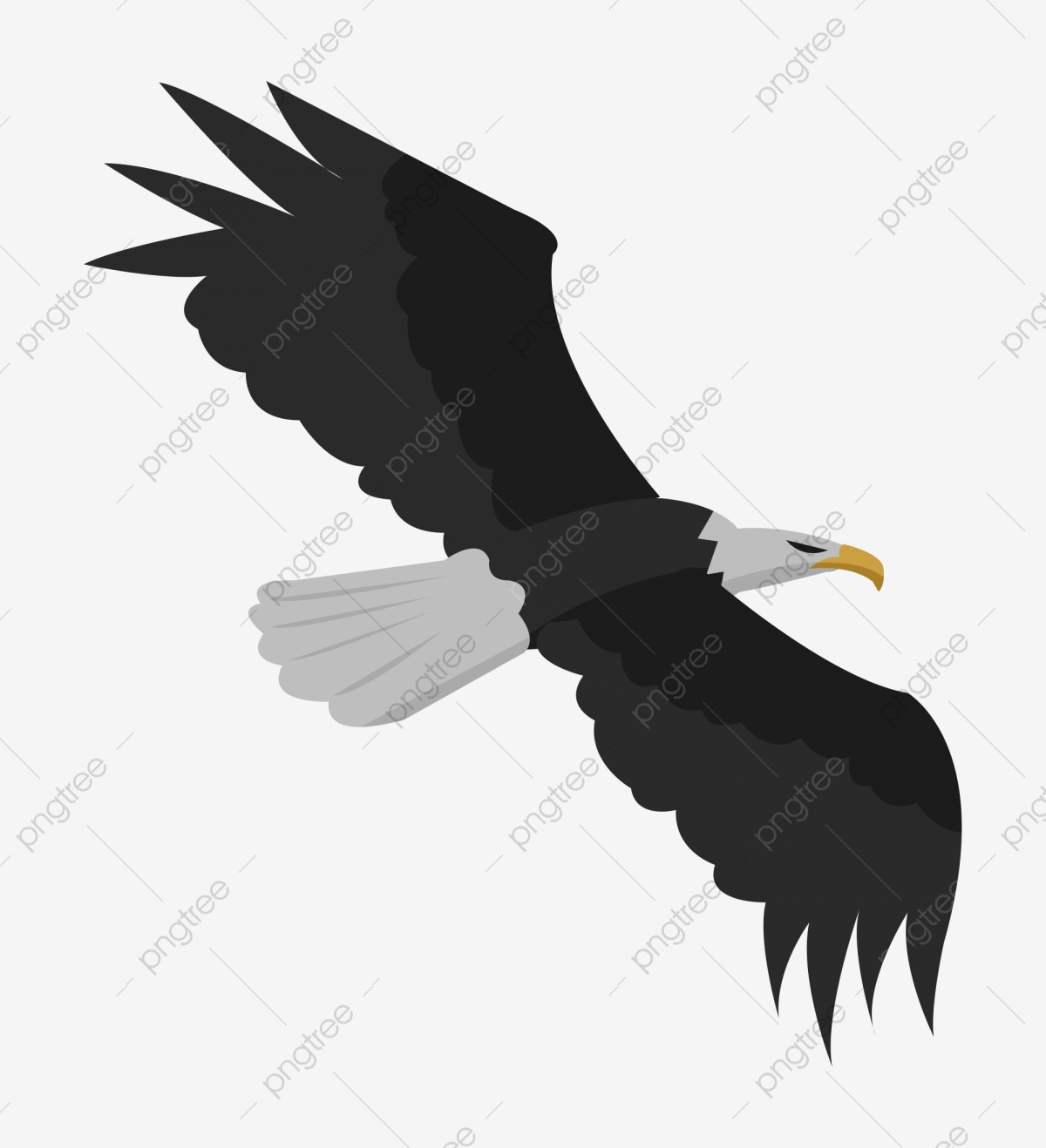 Black Wings Flying Bird Cute Bird Beautiful Bird Bird Illustration Cartoon Bird Black Feather Png Transparent Clipart Image And Psd File For Free Download