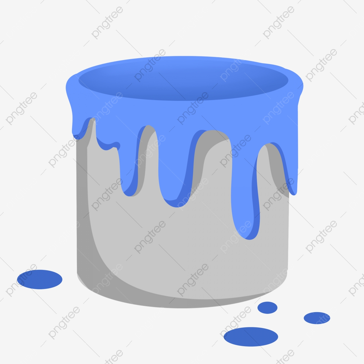 Paint Bucket Png Images Vector And Psd Files Free Download On Pngtree