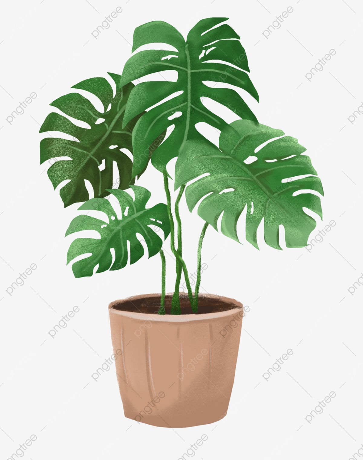 Flower Pot Png Vector Psd And Clipart With Transparent Background For Free Download Pngtree Potted trees trees to plant plant leaves christmas origami christmas tree pine seeds pine tree painting fast growing trees shade trees. https pngtree com freepng brown flower pot green leaves plantain leaf plant cartoon illustration 3864982 html