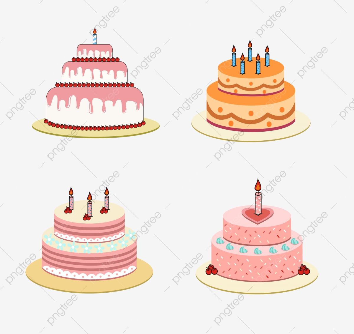 Brilliant Cake Pink Cake Cute Cake Dessert Cartoon Dessert Childrens Cake Personalised Birthday Cards Veneteletsinfo