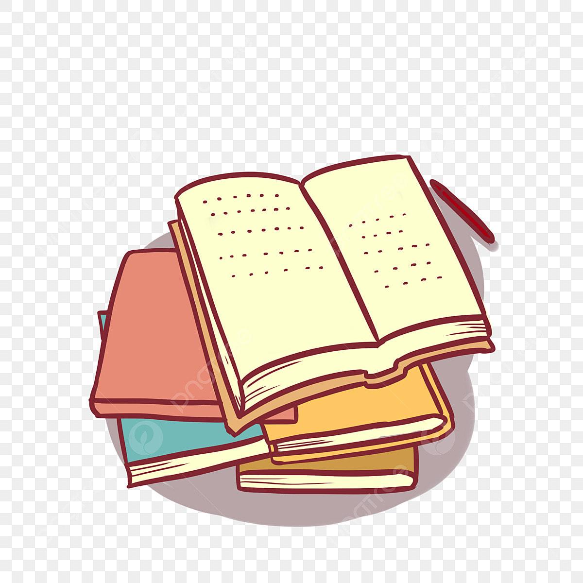 Dessin Anime Livre Note Papeterie De Note Papeterie