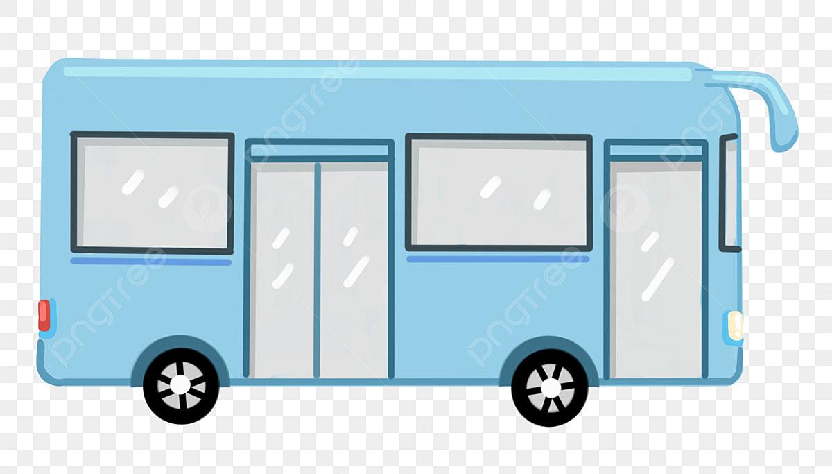 Gambar Kereta Kartun Kereta Lama Kenderaan Bas Ulang Alik Mobil Biru Bas Yang Indah Ilustrasi Bas Sekolah Biru Png Dan Psd Untuk Muat Turun Percuma