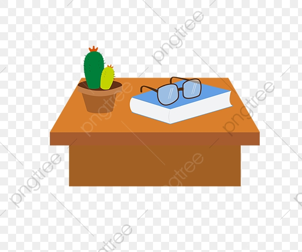 Books On Table Sgberlin - Books Under Table Clipart Png, Transparent Png -  kindpng