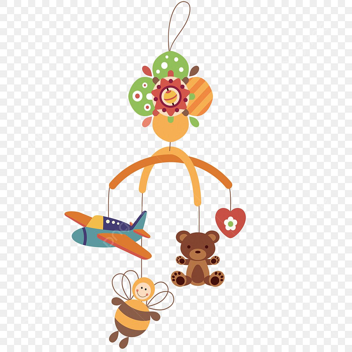 Brinquedo De Cabeceira Pendurado Dos Desenhos Animados Brinquedo