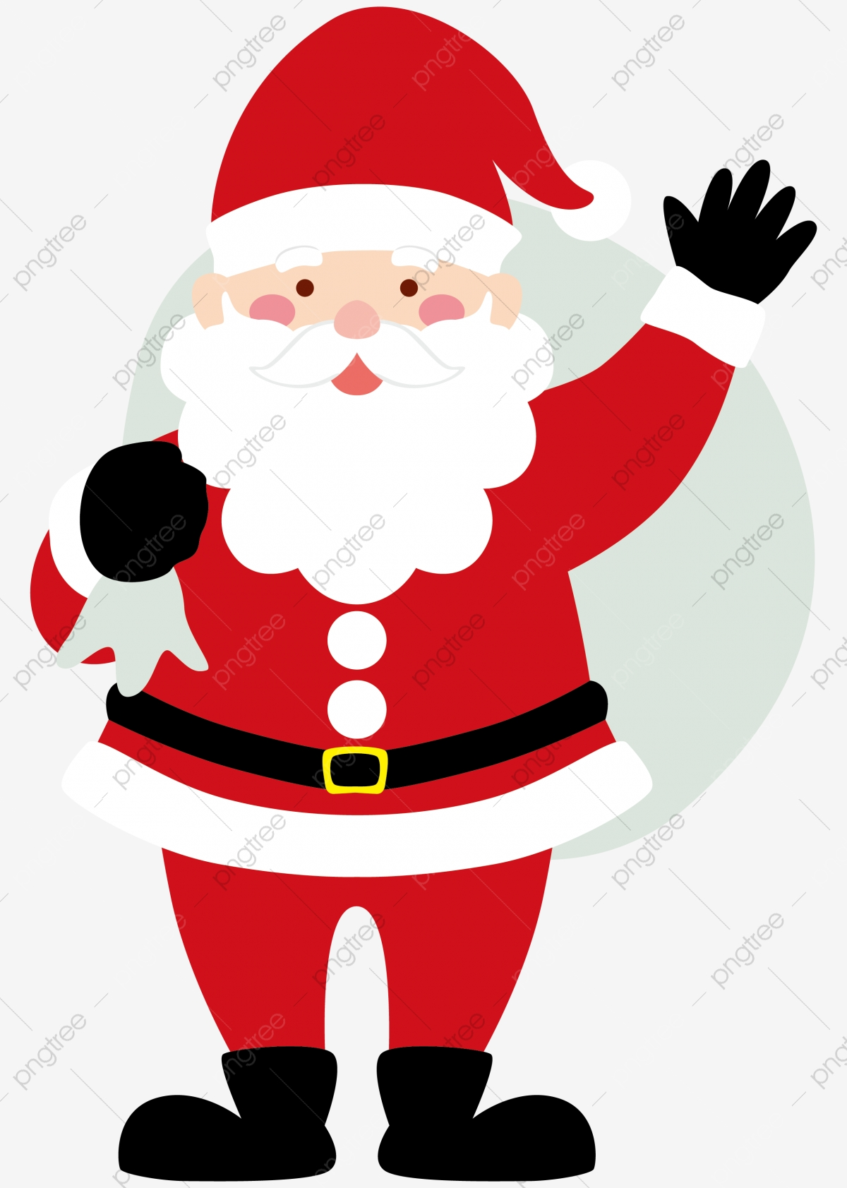 celebrate christmas santa claus illustration western festival happy festival png and vector with transparent background for free download https pngtree com freepng celebrate christmas santa claus illustration 3841239 html