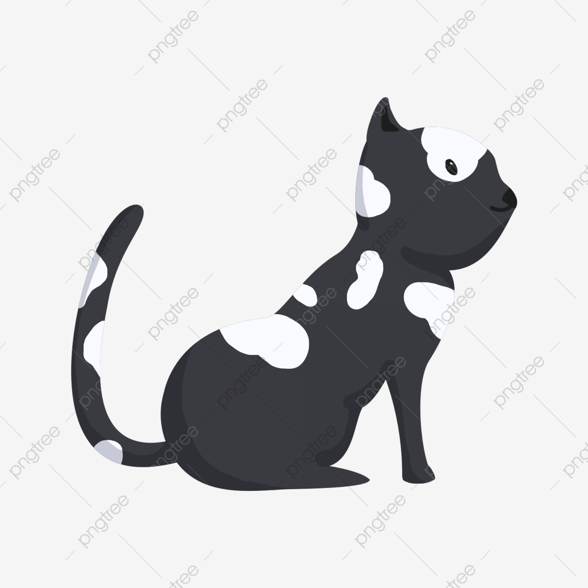 Cute Little Animal Cartoon Hand Painted Lovely, Small