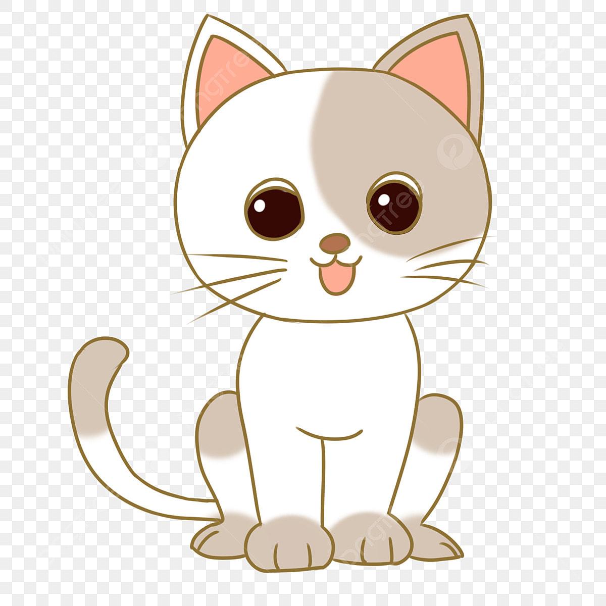 Gambar Kucing Kartun Majalah Cat & Dog