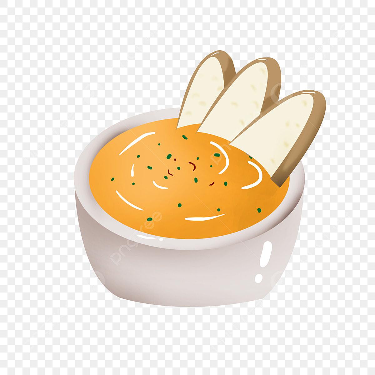 Bubur Nasi Yang Enak Mangkuk Putih Bubur Nasi Yang Enak Ilustrasi