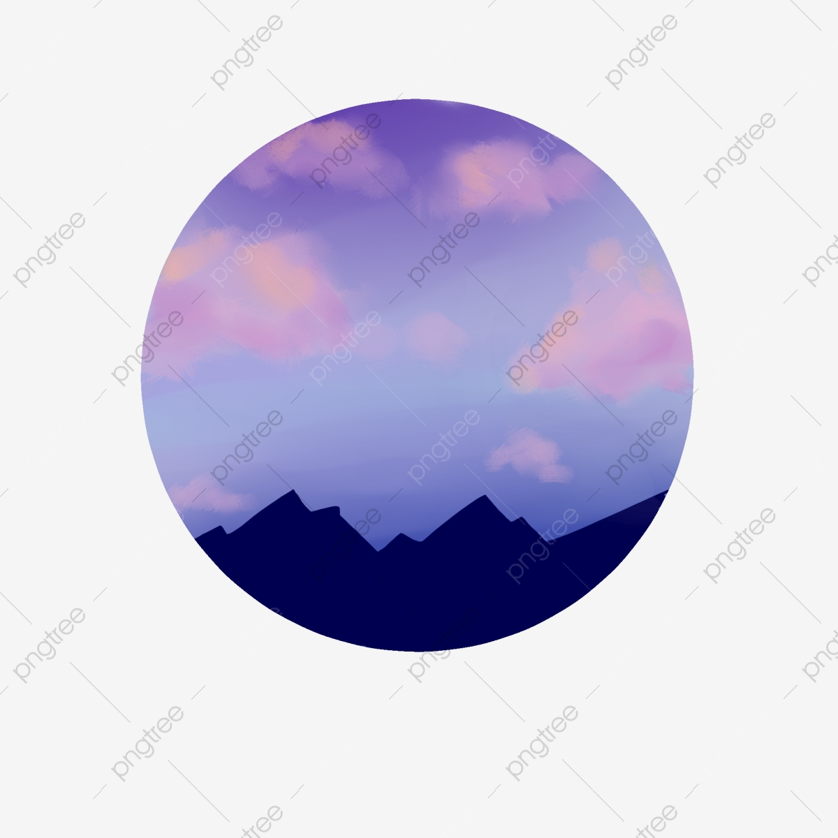 dusk beautiful sunset glow pink clouds small scene cloud mountain png transparent clipart image and psd file for free download https pngtree com freepng dusk beautiful sunset glow pink clouds 3859103 html