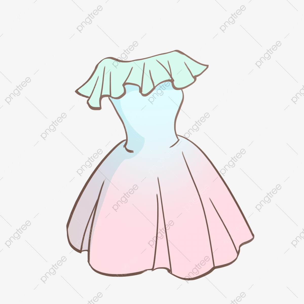 Dress Png Images Vector And Psd Files Free Download On Pngtree