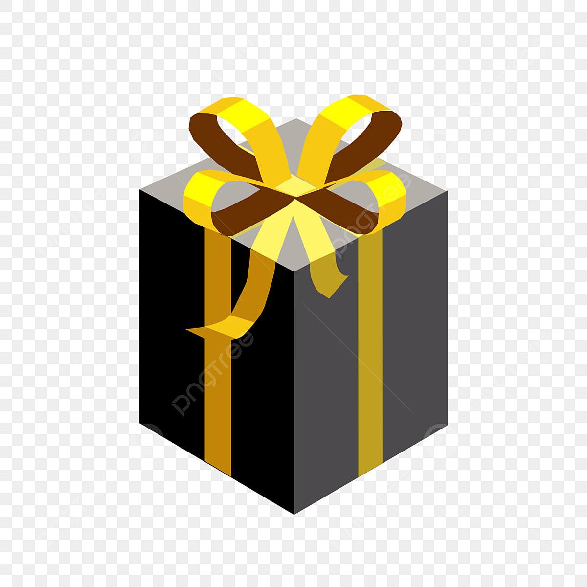 Yellow Ribbon, Bow, Gift Giving, Gift