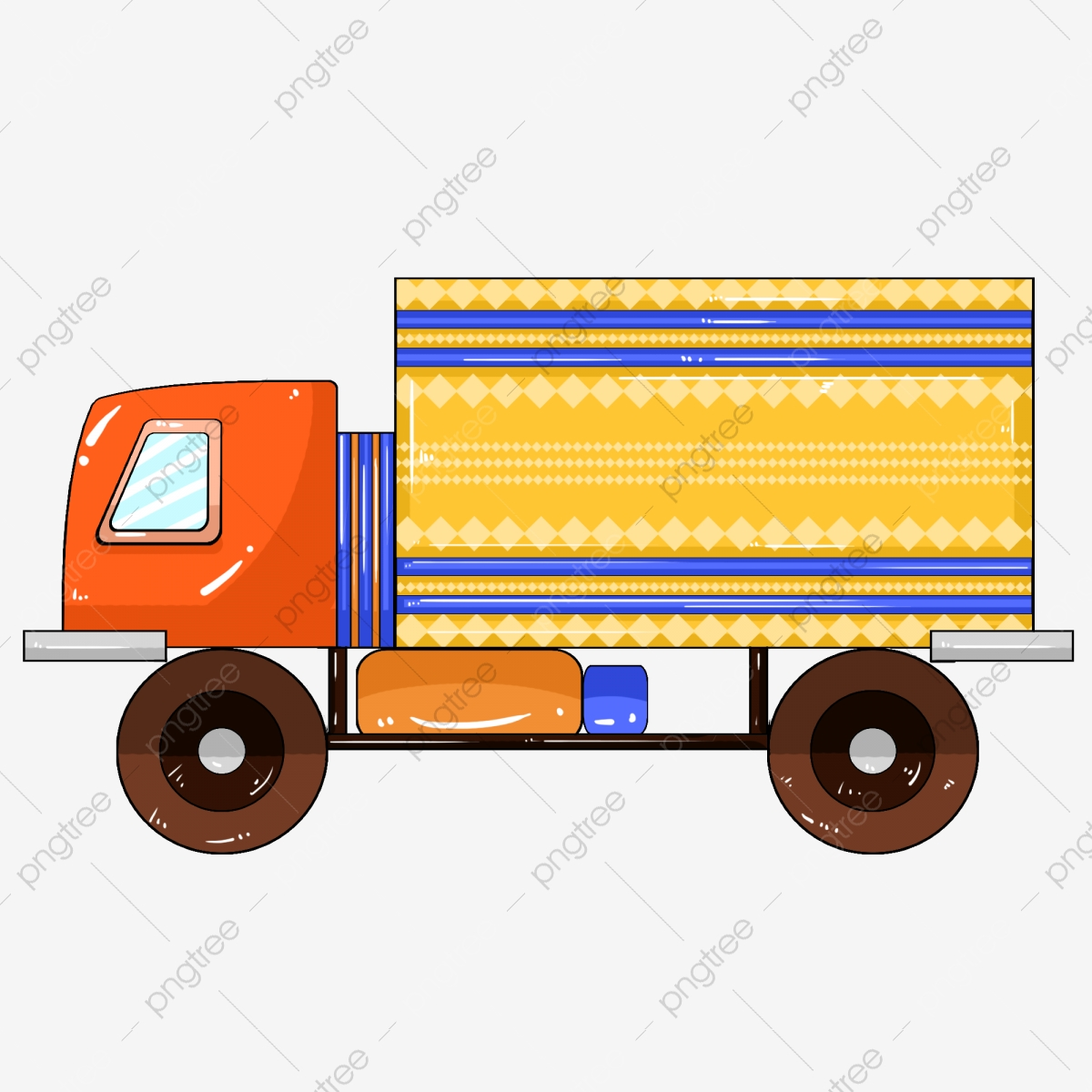 De Grande Animados A Mano Camión Dibujos Dibujado zSUVpqM