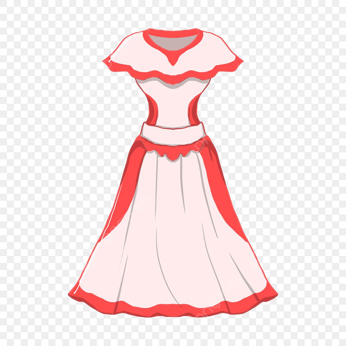 Evening Dress Clip Art - Royalty Free - GoGraph