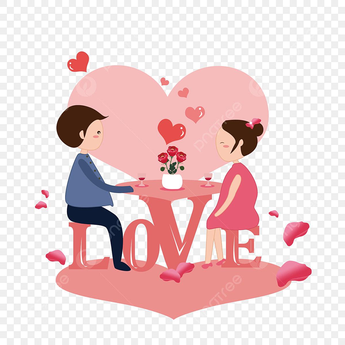 Mencium Valentines Hari Pengakuan Lucu Pasangan Pengakuan