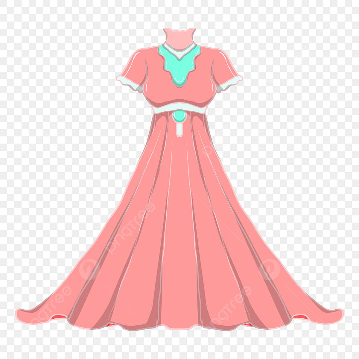499f4d9ed Vestido De Las Señoras Vestido De Novia Falda De Dibujos Animados ...