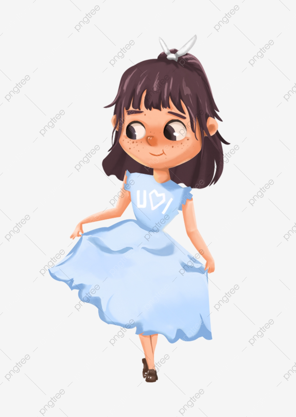 Little Girl Cute Little Girl Big Eyes Little Girl Elegant Little Girl Cute And Elegant Beautiful Little Girl Little Girl Png Transparent Clipart Image And Psd File For Free Download