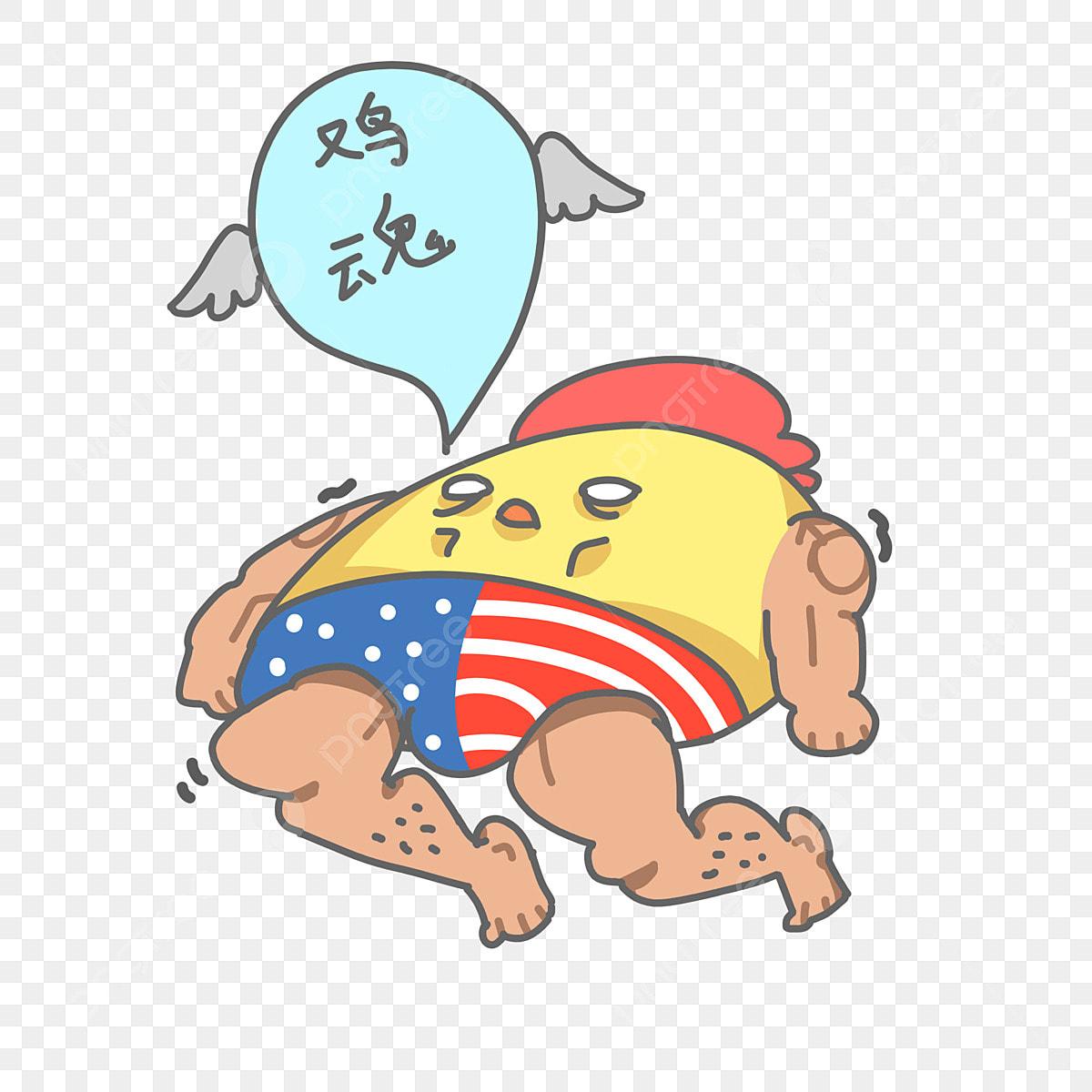 4400 Gambar Kartun Lucu Ayam Terbaik