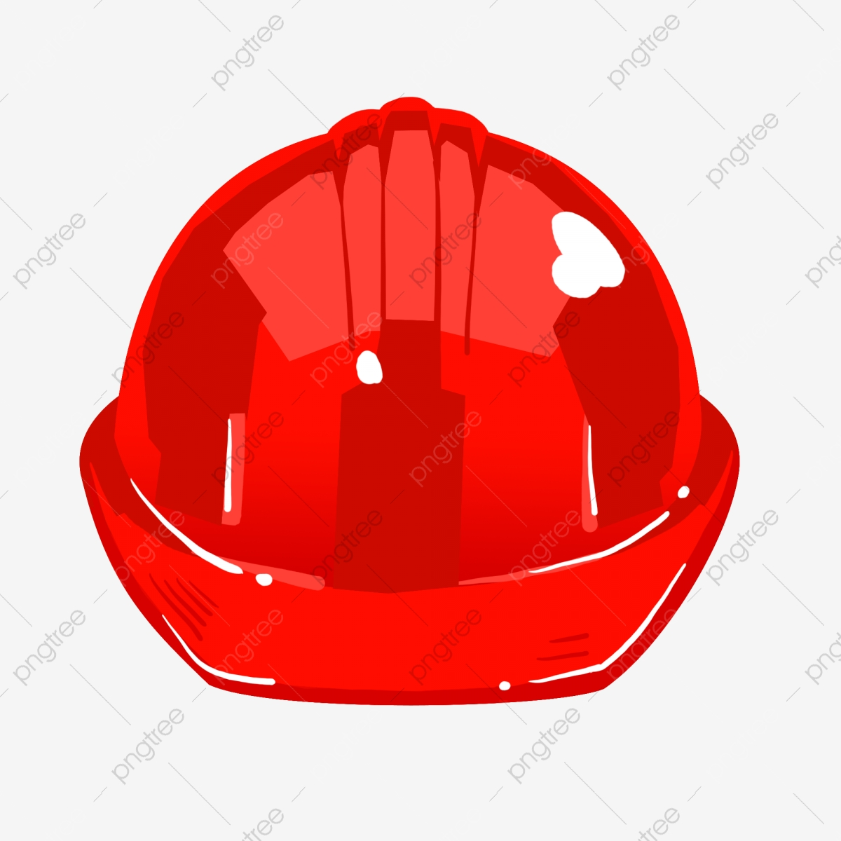 Red Hard Hat Hat Helmet Yellow Hat Helmet Labor Insurance