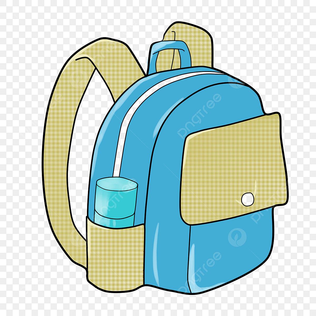 Gambar Bekalan Sekolah Kartun Beg Sekolah Anak Anak Sekolah Beg Bentuk Alat Tulis Semester Baru Sekolah Majlis Png Dan Psd Untuk Muat Turun Percuma
