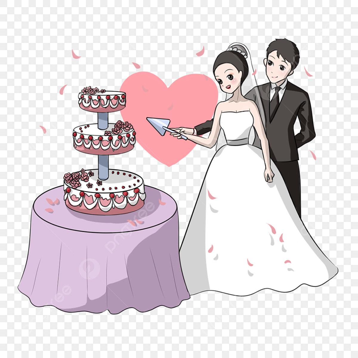 Gaya Barat Perkahwinan Pengantin Lelaki Dan Pengantin Lelaki