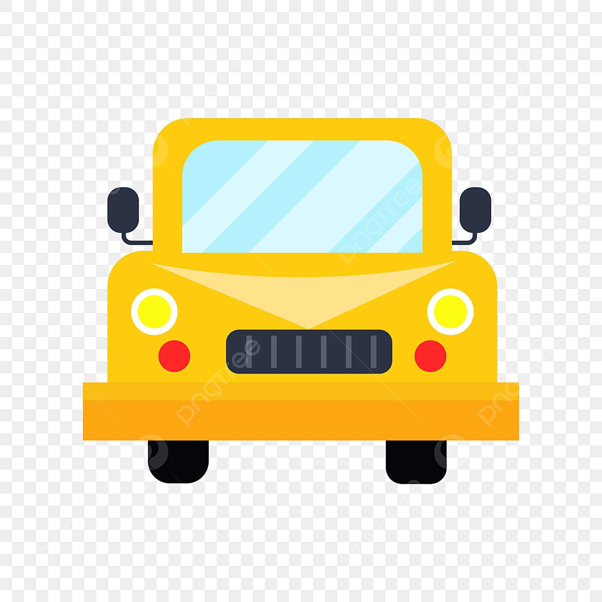 Carro Amarelo Buggy Dos Desenhos Animados Carro De Brinquedo