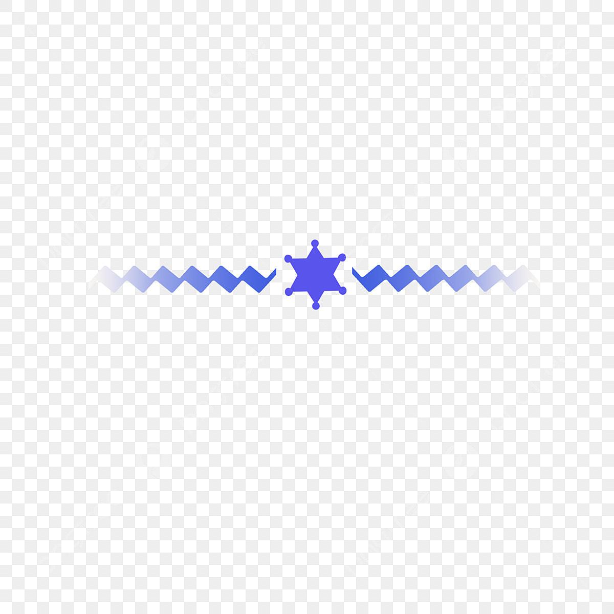 Télécharger La Décoration étoile à Rayures Bleues étoile
