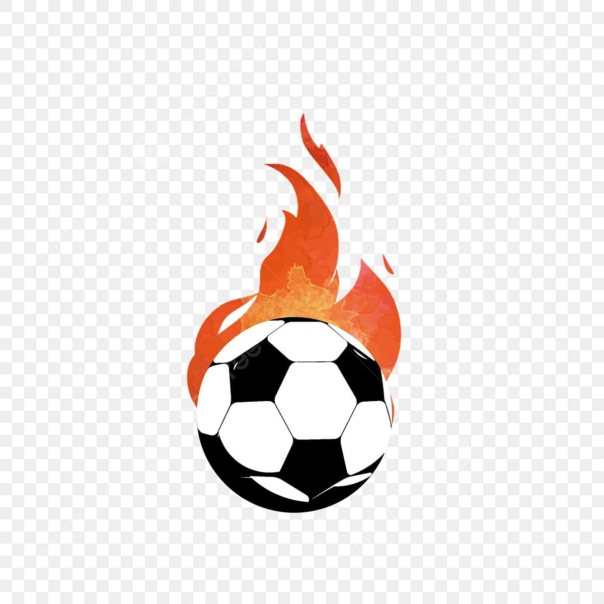 Kartun Tangan Ditarik Bola Sepak Perlawanan Bola Sepak
