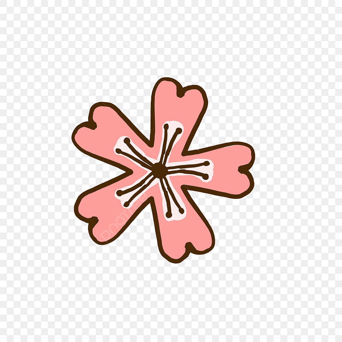 Peach Blossom Clip Art