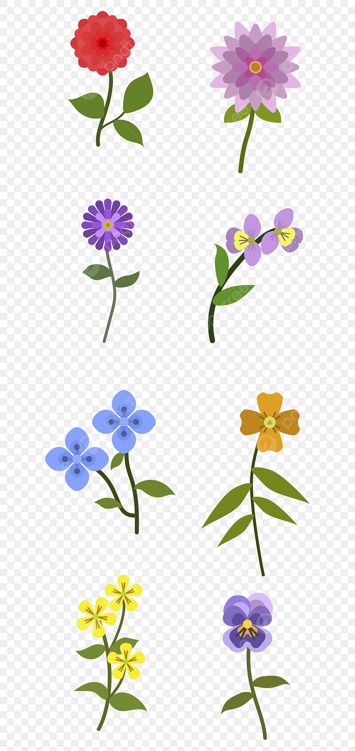 Desenho Infantil Flor Pequena Flor Primavera Desenho Infantil