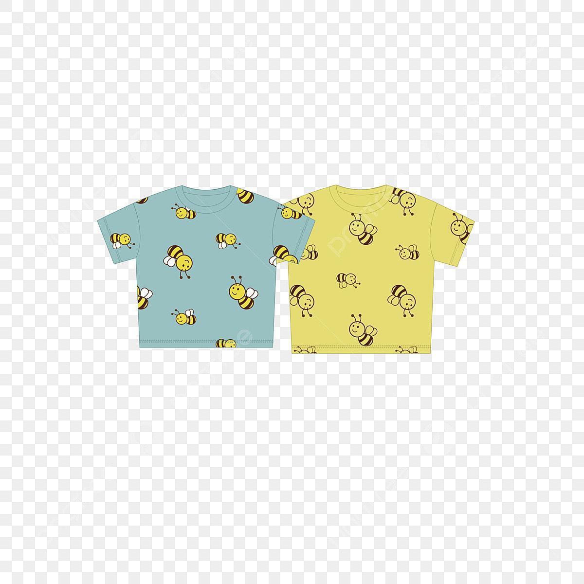 6356514f1 ملابس الأطفال ملابس صيفية للأطفال الديكور نمط الكرتون تي شيرت قصير الأكمام  للأطفال حر PNG و سهم التوجيه