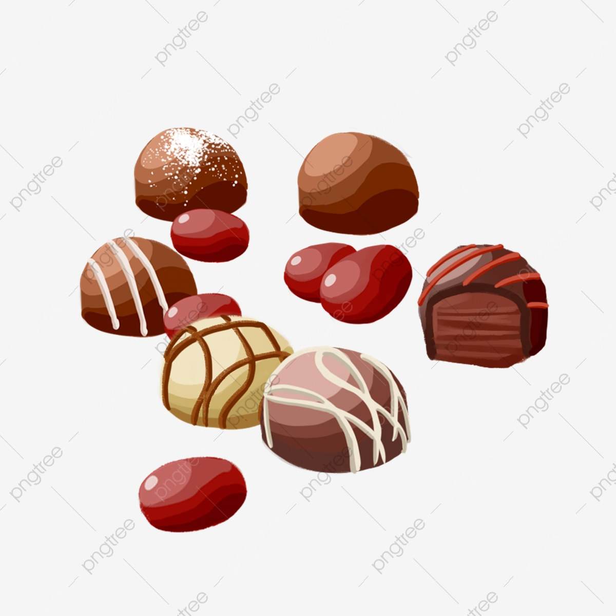 Free Chocolate Transparent Background, Download Free Clip Art, Free Clip Art  on Clipart Library