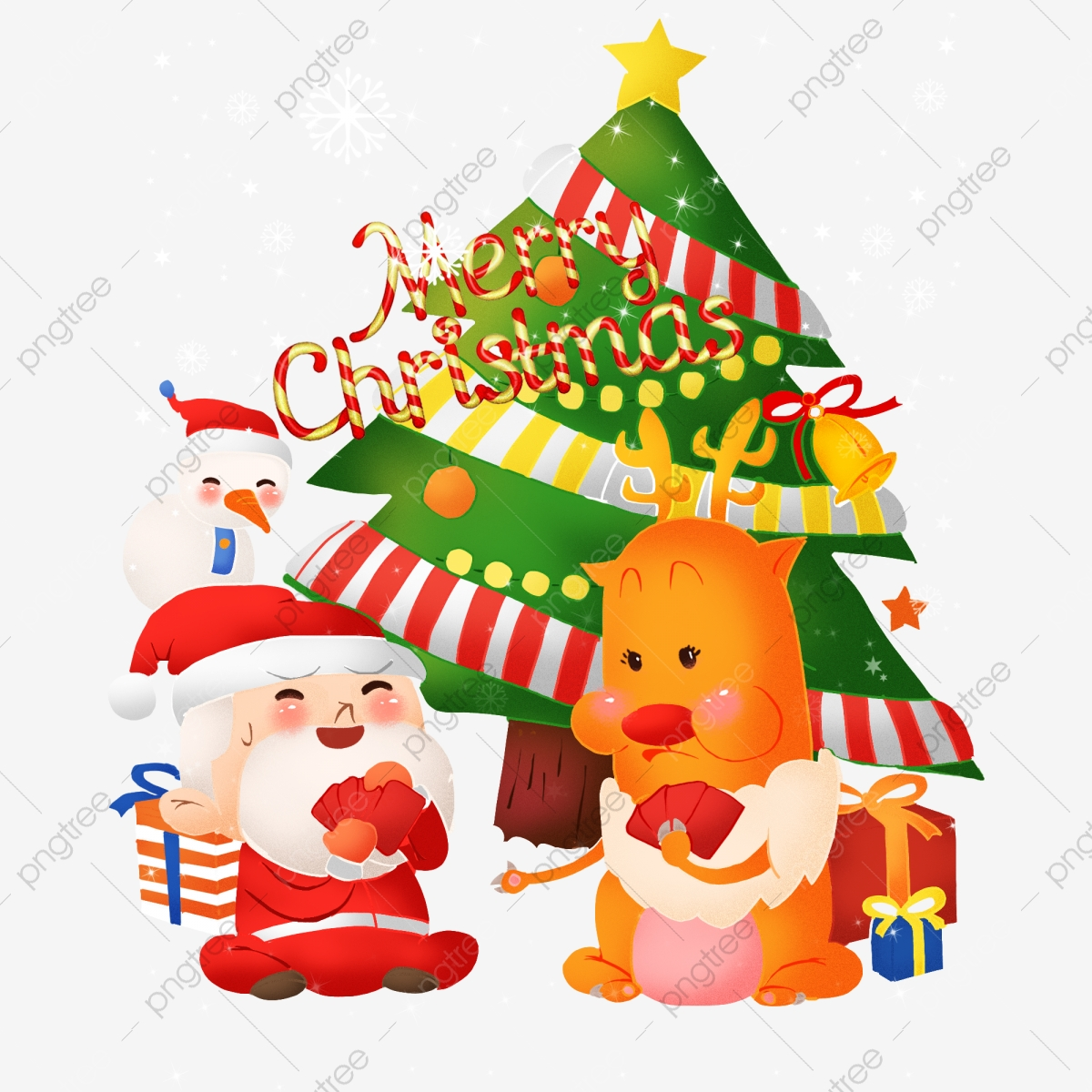 Christmas Eve Clipart.Christmas Christmas Eve Christmas Lovely Cartoon Santa