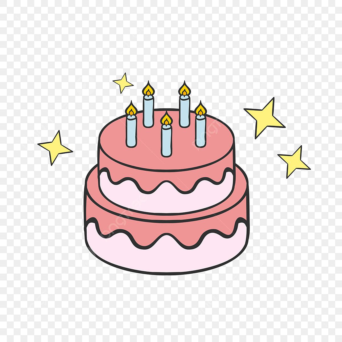 Remarkable Cream Cake Candle Star Birthday Cake Wedding Festival Dessert Personalised Birthday Cards Veneteletsinfo