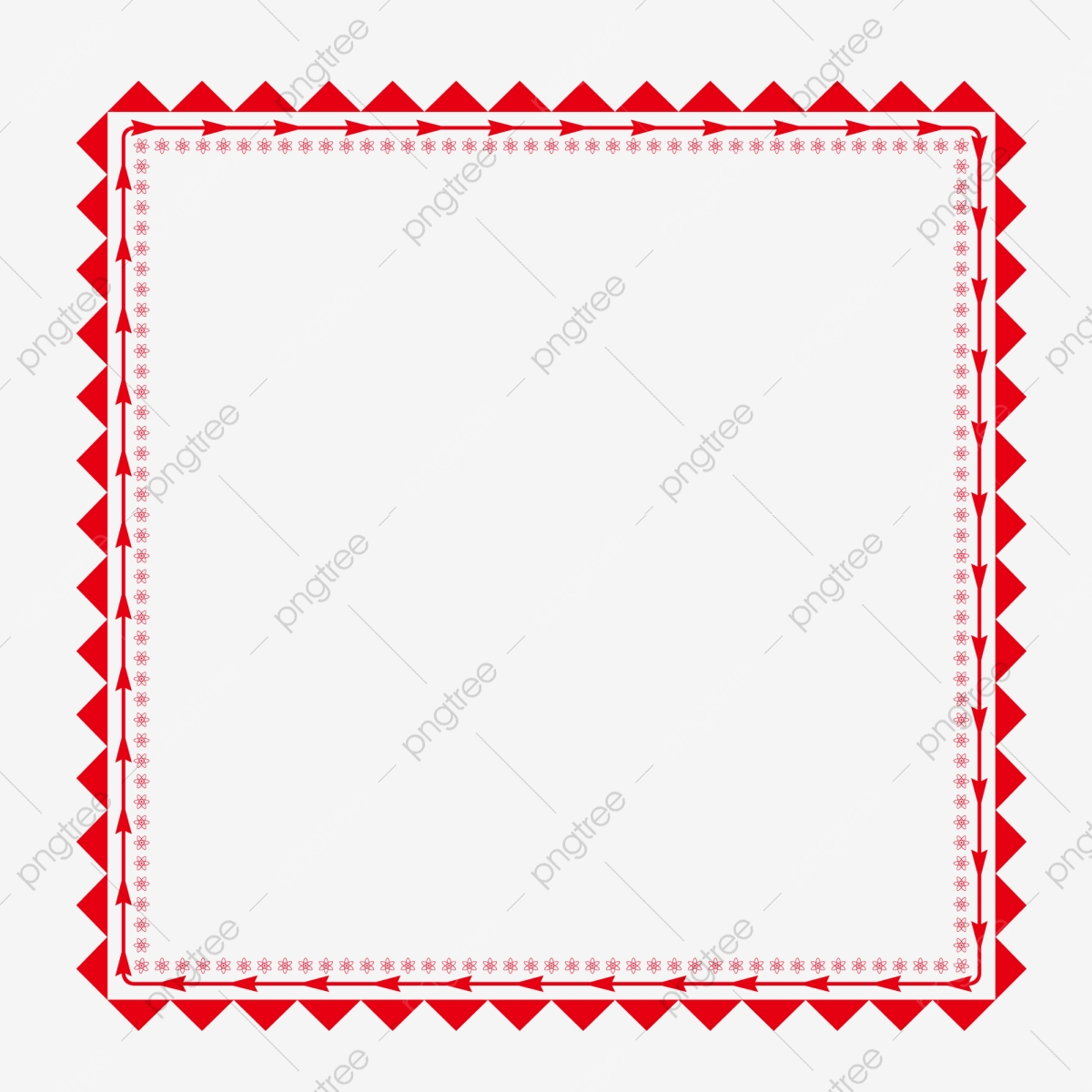 Download Cute Border Festive Border Frame Geometric Border Beautiful Border Unique Border Dialog Png And Vector With Transparent Background For Free Download