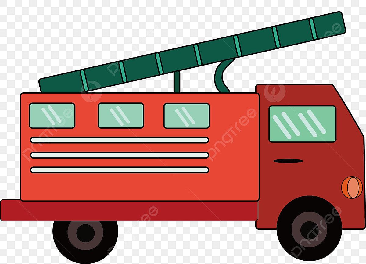 Gambar Mobil Pemadam Kebakaran Truk Truk Besar Depan Ilustrasi Ikon Png Dan Vektor Dengan Latar Belakang Transparan Untuk Unduh Gratis