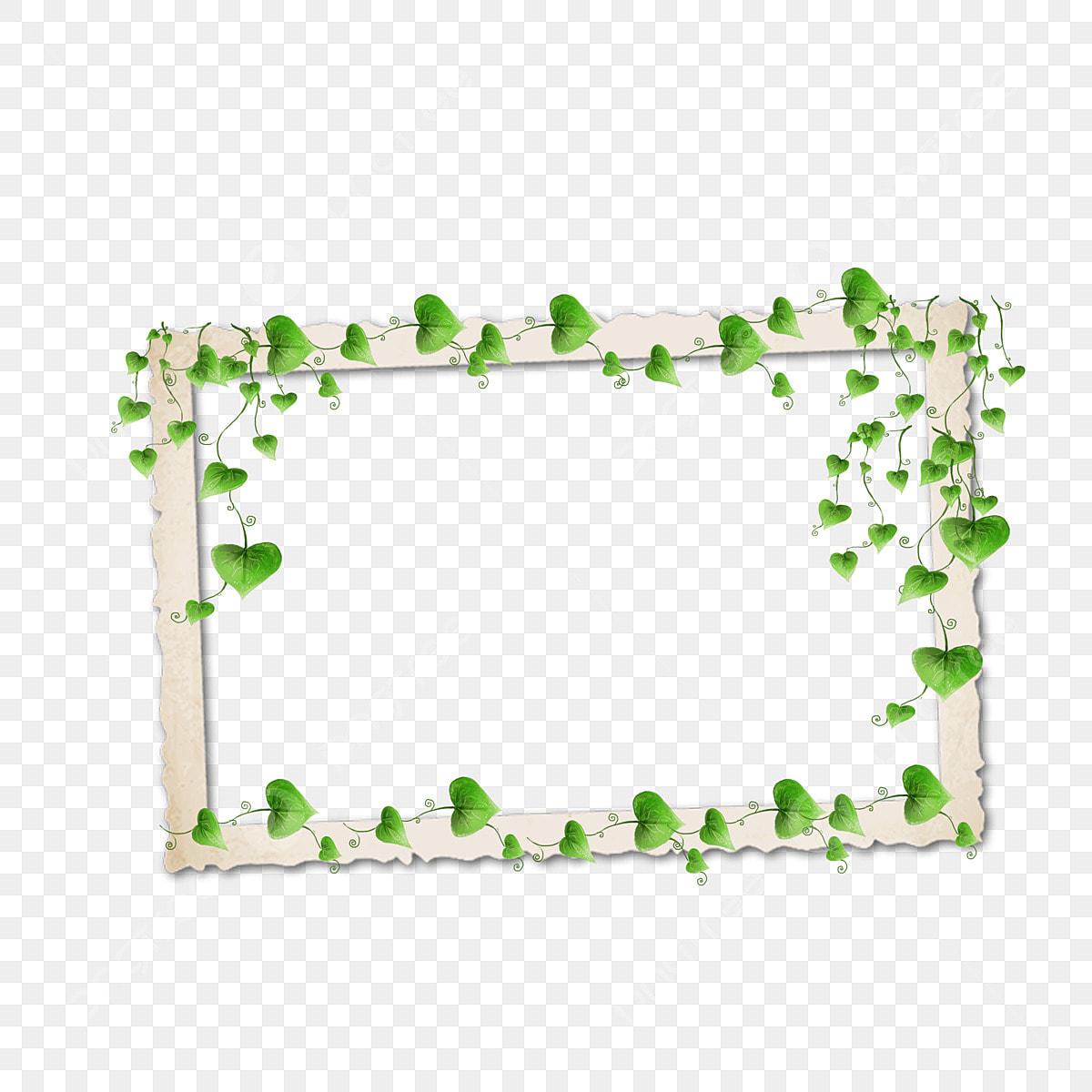 gambar bingkai foto hijau daun hijau pokok hijau kartun minimalis dijahit bingkai foto hijau png dan psd untuk muat turun percuma https ms pngtree com freepng green photo frame green leaves green vine cartoon 3937683 html