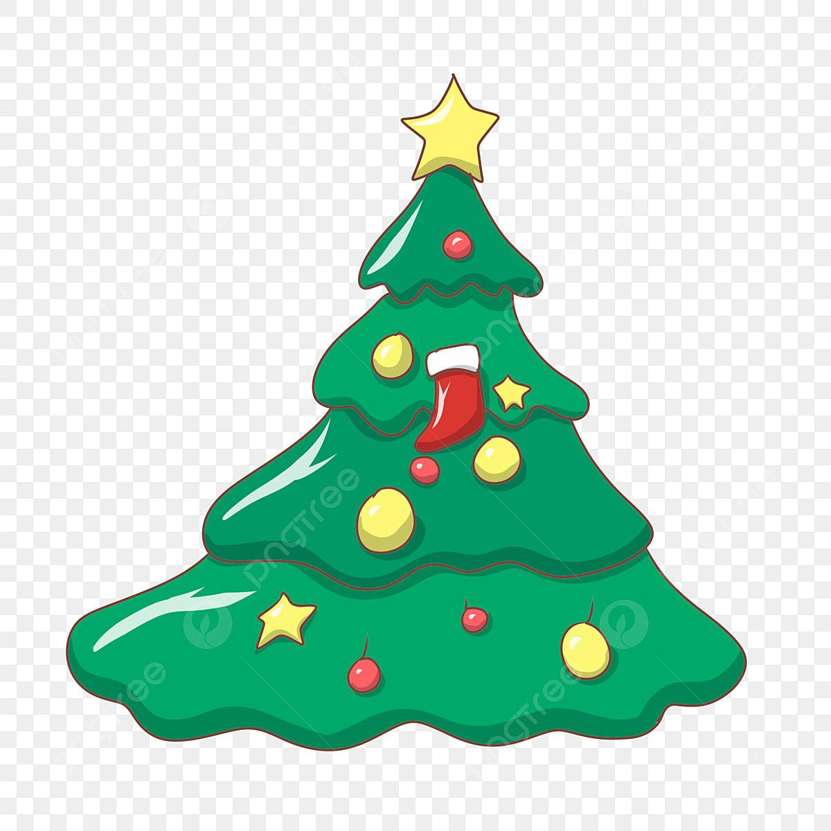 Imagenes Animadas Arboles Navidad.Arbol De Navidad Dibujado A Mano Arbol De Navidad De Dibujos