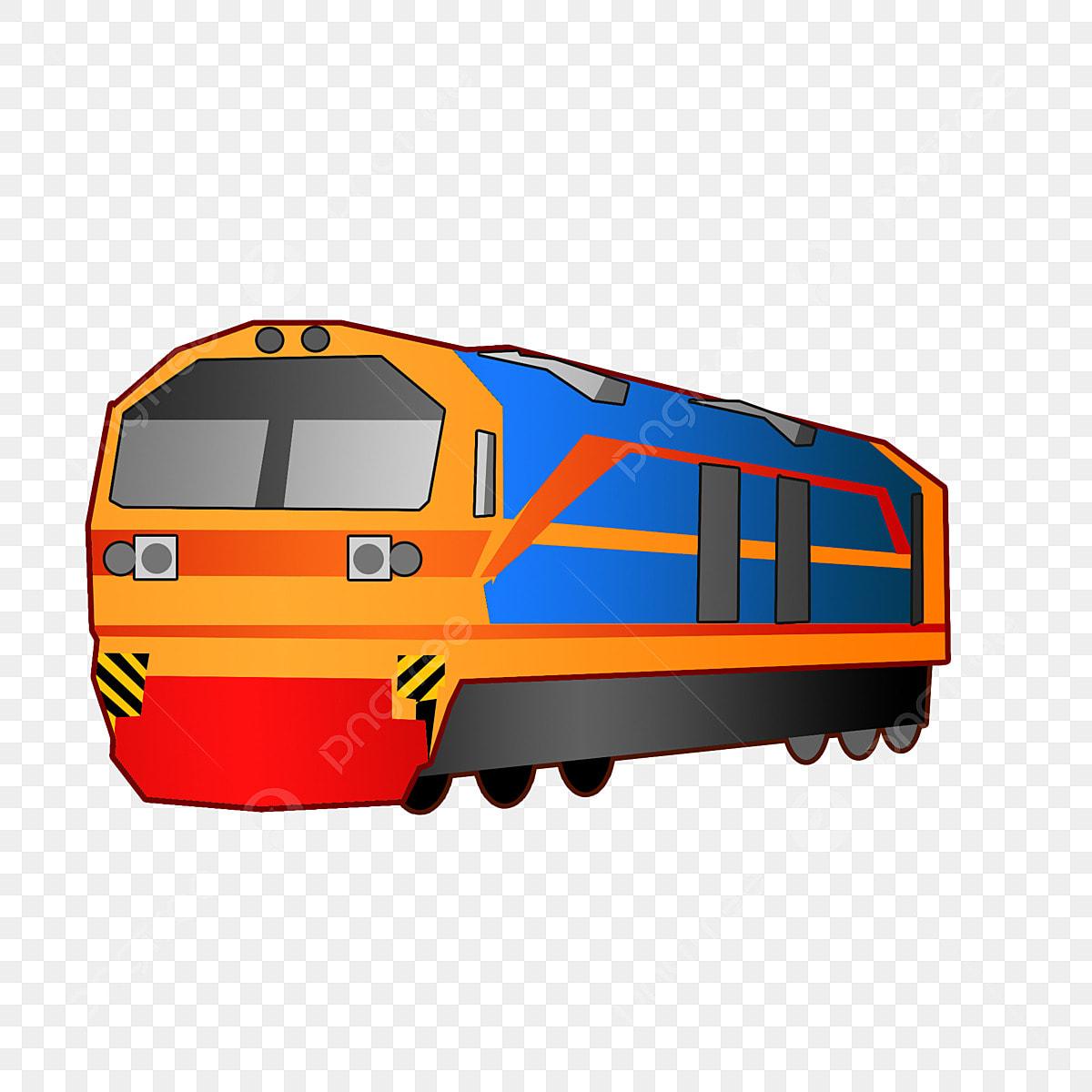Gambar Kereta Api Kartun Berwarna Gambar Keretapi Warna Yang Ditarik Tangan Badan Biru Lokomotif Oren Transit Kereta Api Badan Biru Kereta Kecil Lokomotif Oren Png Dan Psd Untuk Muat Turun Percuma