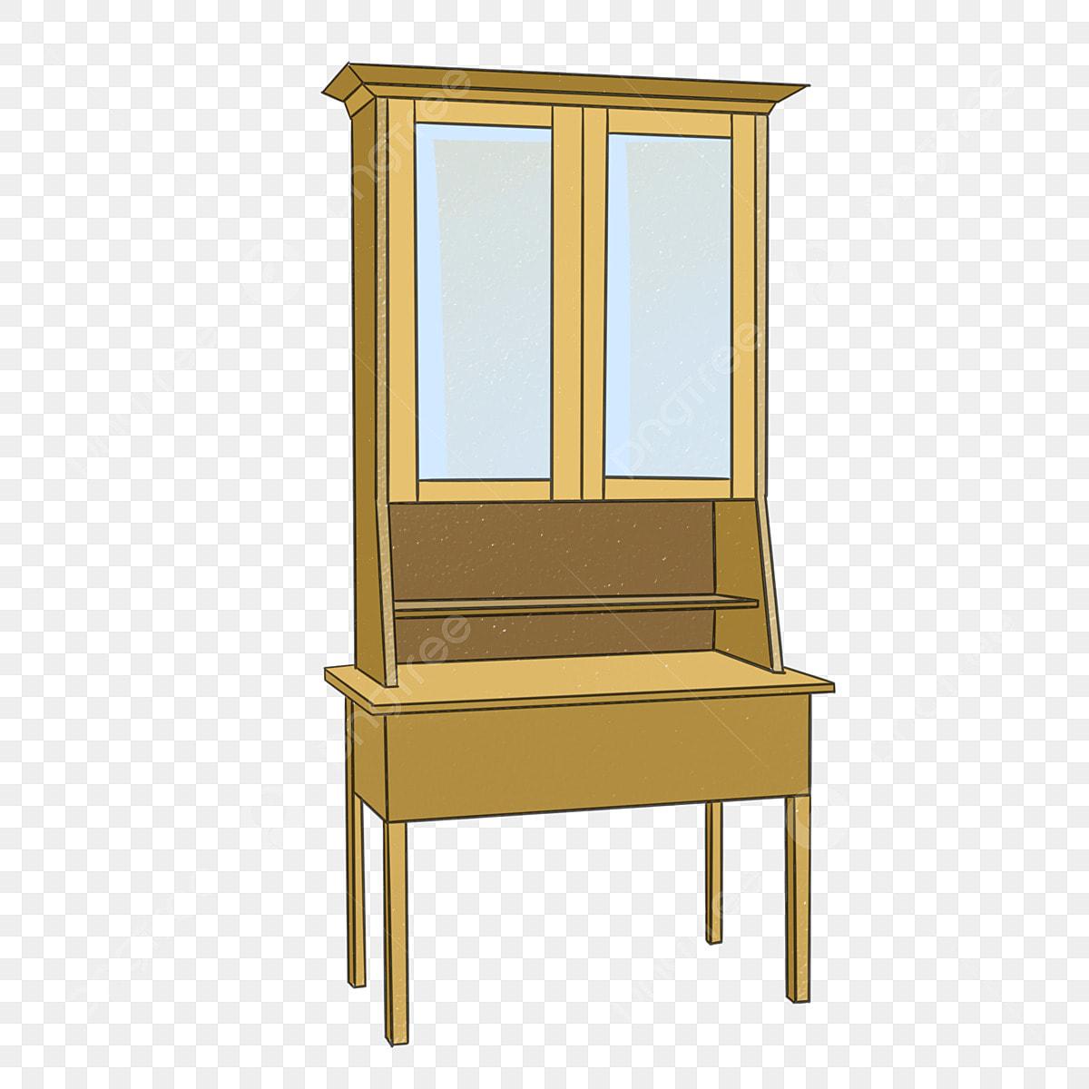 Tableau Pour Mettre Dans Les Toilettes tableau dessiné à la main illustration de bureau jaune