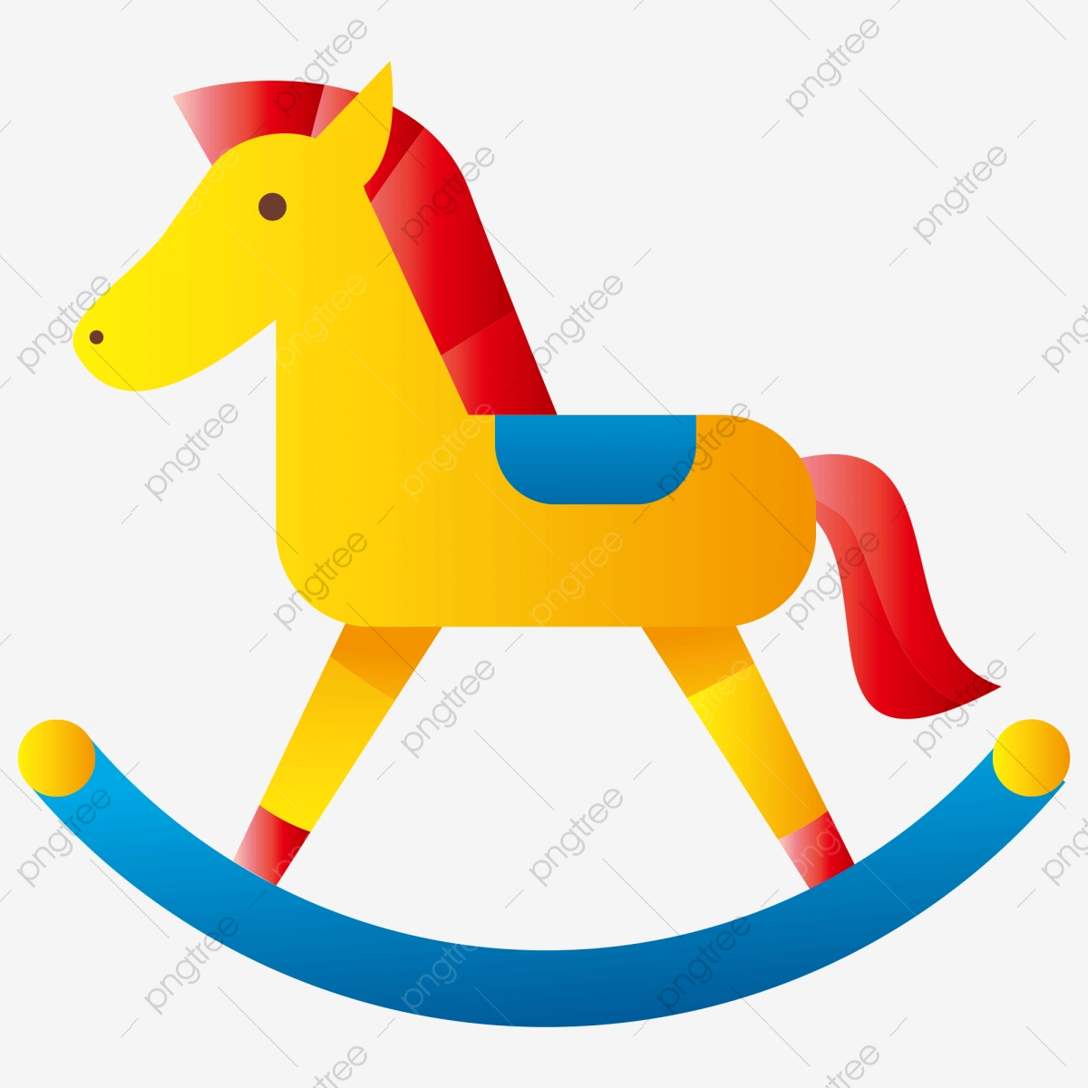 Rocking Horse Png Images Vector And Psd Files Free Download On Pngtree