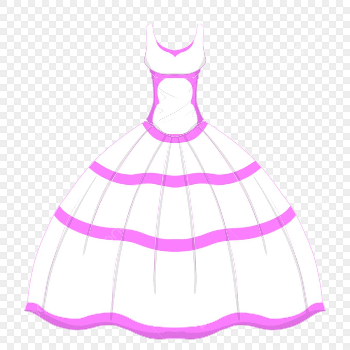 Gambar Gaun Pengantin Yang Dicat Pakaian Perkahwinan Hari